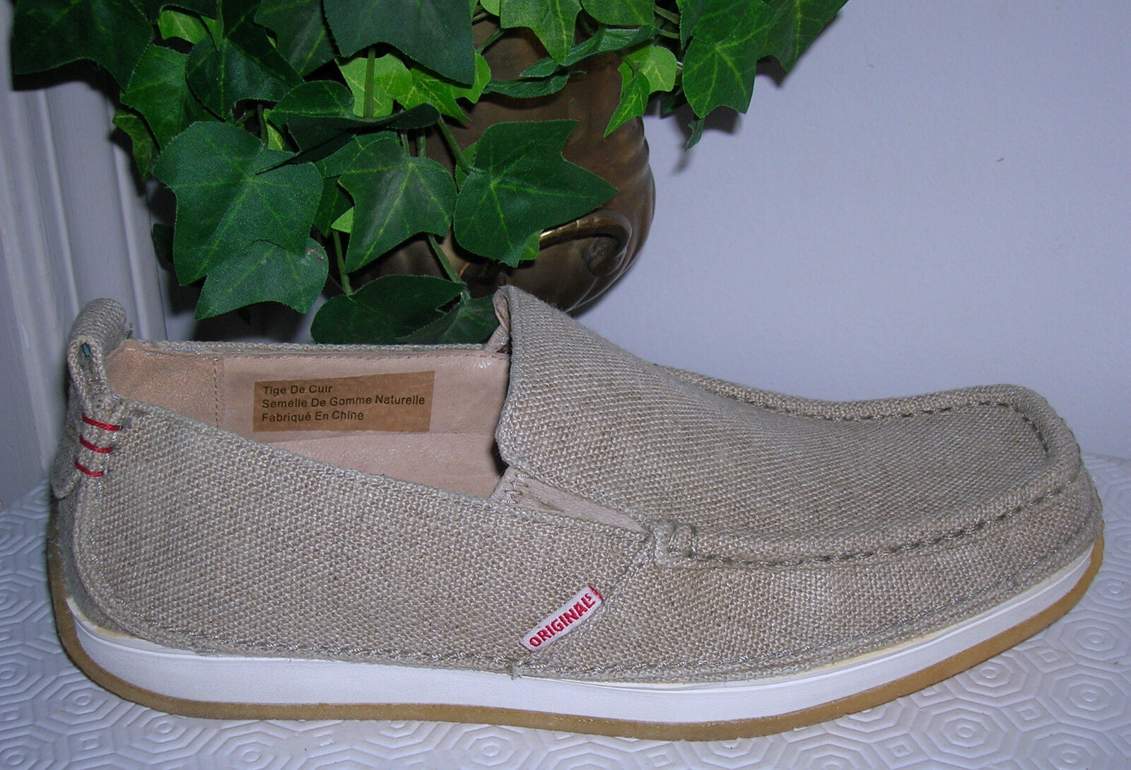 Clarks Originals Wallabee Tabas Loafers Casual Shoes Mens(men's)Size 8 M(sz8)new