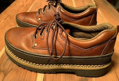 Iron Age Steel Toe Boots - Mens Size 8M US