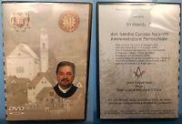 Dvd Don Sandro - Gran Cappellano Gran Loggia Regolare D'italia - 2006 Sigillato - sandro - ebay.it