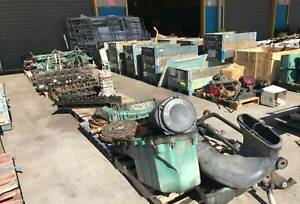 Volvo Truck engine and  gearbox parts Volvo FH ,\FM  , FL models. East Albury Albury Area Preview