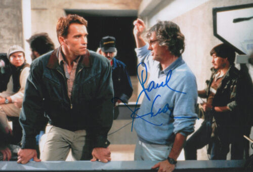 Paul Verhoeven Autographs For Sale by RACC Trusted Sellers