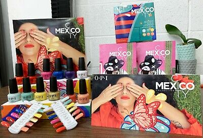 XMAS SALE**OPI MEXIO City Nail Polish Spring 2020 Collection 0.5 oz *PICK YOURS* ()