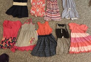 EEUC Massive summer lot of girls clothes