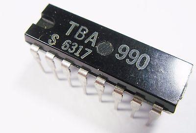 Chroma-demodulator (TBA 990  Pal TV Chroma Demodulator IC SCHALTKREIS #CD51)