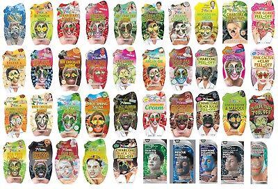 New Montagne Jeunesse 7th Heaven Face Masks Peel Off Masks Face Packs Skin Care