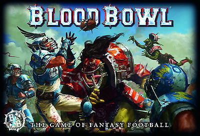 Blood Bowl 2016 New Edition (New, Sealed)
