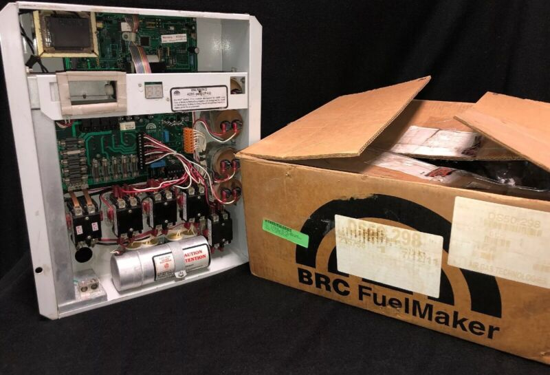 BRC FuelMaker Electronic Module Model DS50-298. Box ID #12