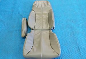 Seat Covers With Arm Rest Ebay