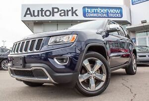 2016 Jeep Grand Cherokee Limited LIMITED 4X4 | HEATED LEATHER...