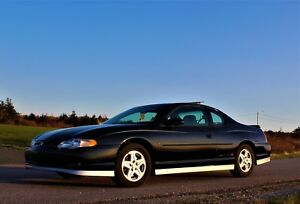 2002 Monte Carlo SS! Needs nothing !!