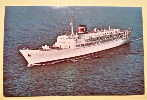 ss New Bahama Star. Eastern Steamship Lines. Ocean Liner. Passenger Cruise Ship.
