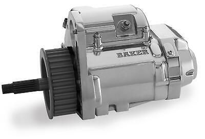 Baker OD6 6-Speed Complete Transmission (2.94 1st Ratio) - Polished 701P