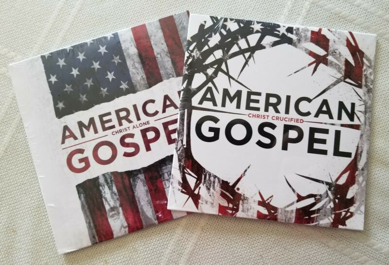 Brand New: American Gospel: Both Christ Crucified and Christ Alone