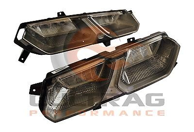 2015-2019 Chevrolet C7 Corvette Genuine GM Z06 ZR1 Clear Tail Lights Lamps