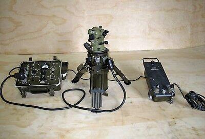 Azimuth Surveying Instrument Nsn 6675-00-062-8579 W Transport Case