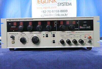 Yokogawa 2558-01 Standard Voltage Current Ac