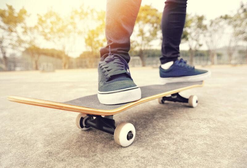 Einsteiger und Fortgeschrittene profitieren von gebrauchten Skateboards zum kleinen Preis.(Foto: Thinkstock)