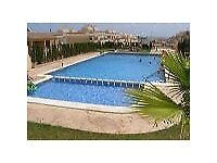 Costa Blanca, May £220 per week up to 4 persons (SM103)