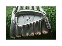Taylor made 360 irons 3-sw