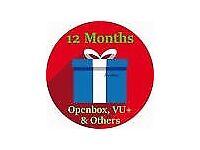 12 MONTH WARRANTY V - S GFTS ZGEMMA OPENBOX & MANY MORE !!