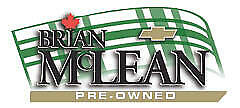 Brian McLean Chevrolet Buick GMC Ltd.
