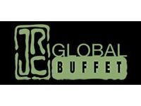 Waiters/Waitresses/Bar staff/Front of House Part/Full time Need Cardiff Bay JRC Global Buffet
