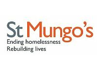 Volunteer with St Mungo's; Ending homelessness, Rebuilding Lives