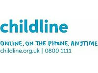 Childline Switchboarder - Being a CL volunteer means being there for a child when they need you most