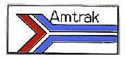 Amtrak Pin