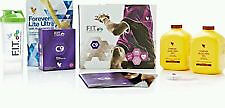 New& Sealed ❤ FOREVER LIVING ❤ CLEAN 9 PACK ❤ C9 ❤ Vanilla/Chocolate Free Shaker RRP £108