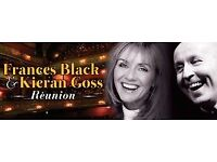 Two Tickets - Frances Black & Keiran Goss Reunion in Grand Opera House, Belfast 19/01/18