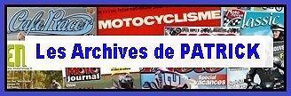 Les Archives de PATRICK