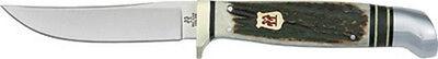 KISSING CRANE Stag Medium Hunter knife/knives - KC0578 - New In Box