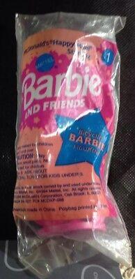 Rappin Rockin Barbie 1991 McDonalds Happy Meal FREE SHIPPING