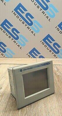 Allen-bradley 2711p-t6c20d Panelview Plus 600 Color Touch