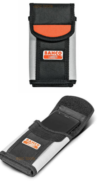 BAHCO Tools Work Mobile & Smart Phone Holder/Pouch With Belt Clip, 4750-VMPH-1