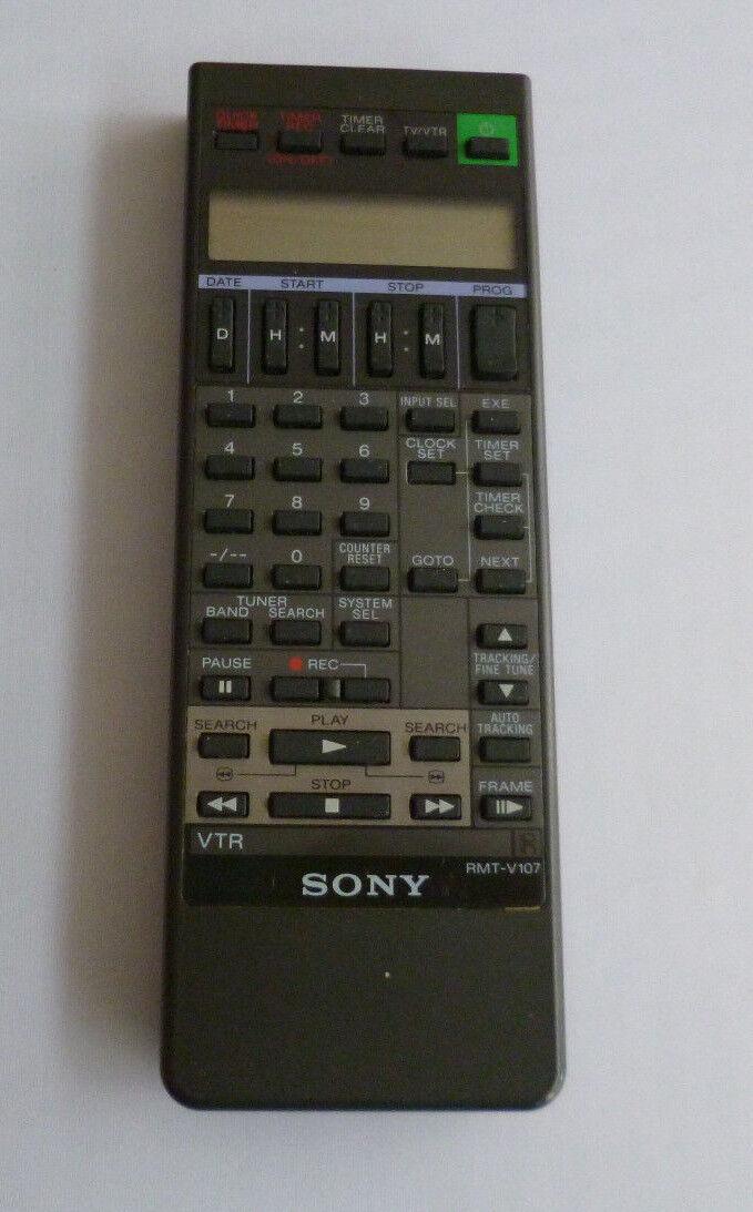 Original Fernbedienung Sony RMT-V107