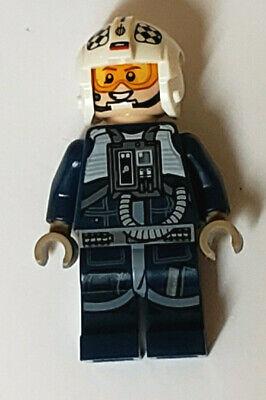 GENUINE LEGO STAR WARS U-WING PILOT 75155  ROGUE ONE - XLNT CONDITION
