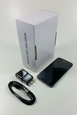 EXCELLENT CONDITION Samsung Galaxy S7 SM-G930  - 32GB - Black Onyx (Unlocked)