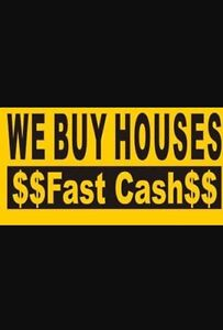 I will buy you house! In any condition!!!!
