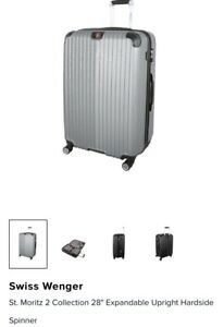 3-Piece Swiss Wenger Luggage Set