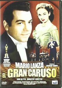 Der große Caruso Grosse 1951 The Great DVD  ENGLISCH Mario Lanza