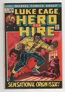 Luke Cage Hero for Hire 1