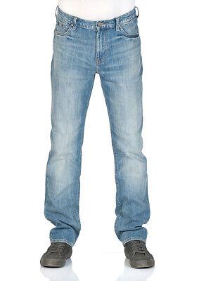 Lee Herren Relaxed Fit Jean (Lee Herren Jeans Morton Relaxed Fit - Blau - Pavement)
