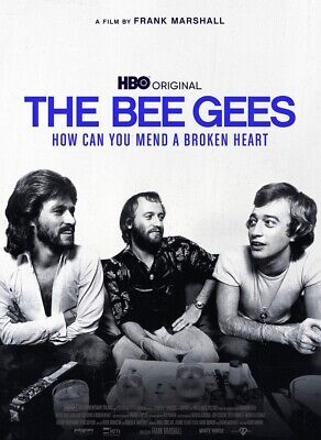 The Bee Gees - How Can You Mend A Broken Heart DVD New