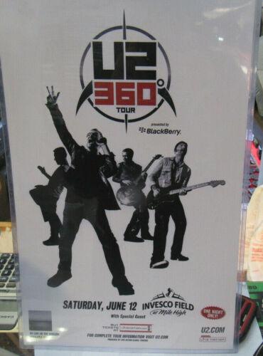 U2 BONO POSTER LATE 2000