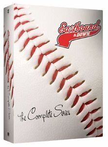 Eastbound and Down:The Complete Series(DVD,8-Disc Set,Season 1-4)NEW 1 2 3 4