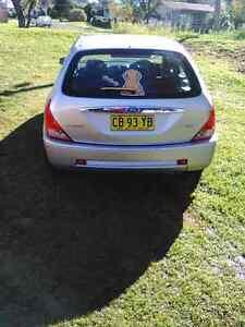 2002 ford laser Horseshoe Bend Maitland Area Preview