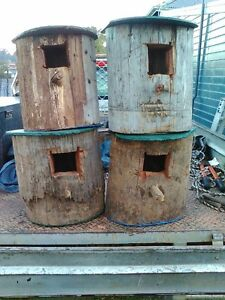 4 Nesting logs/ boxes Bellbird Cessnock Area Preview