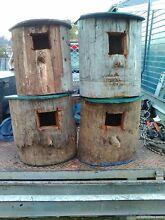 4 Nesting logs/ boxes Bellbird Cessnock Area Preview
